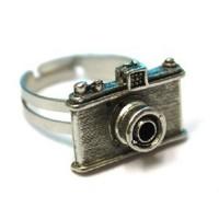 pierścionek aparat