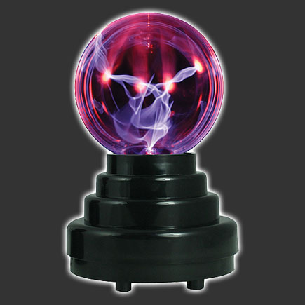 SATZUMA Plasma Ball USB