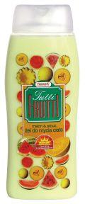 Tutti Frutti Kremowy żel do mycia ciała Melon & Arbuz