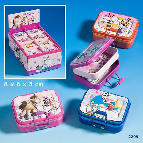 Pudełko - walizeczka Diddl