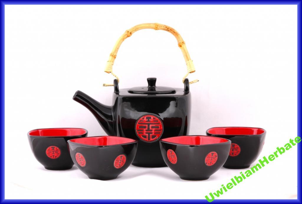 zestaw do parzenia herbaty