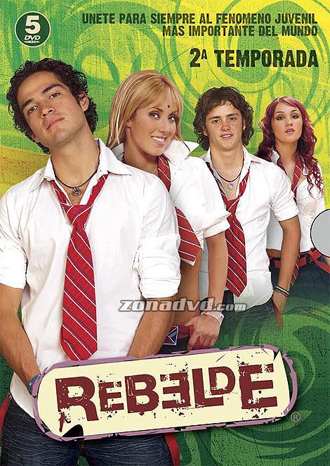 Zbutnowani (Rebelde) II temporada