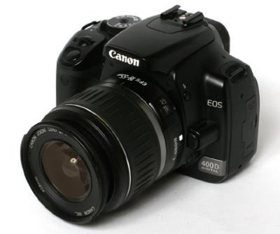 Lustrzanka Canon EOS 400D
