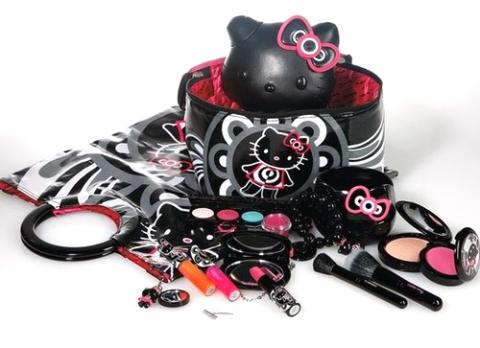 Zestaw kosmetyków Hello Kitty
