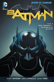 Batman: Rok Zerowy - Tajemnicze Miasto