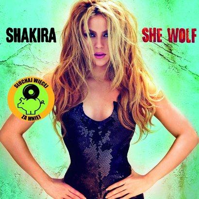 Shakira - She wolf xD