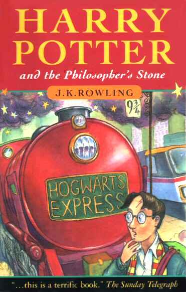 Harry Potter and Philosopher Stone