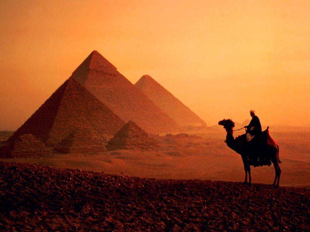 Bilet do Egiptu ;P