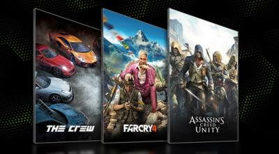 Far cry 4 , Assassin's Creed Unity , The Crew