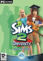 The Sims 2 Na Studiach