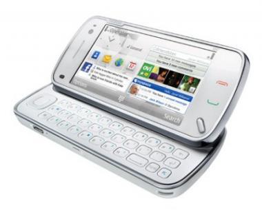 telefon z klawiatura Qwerty