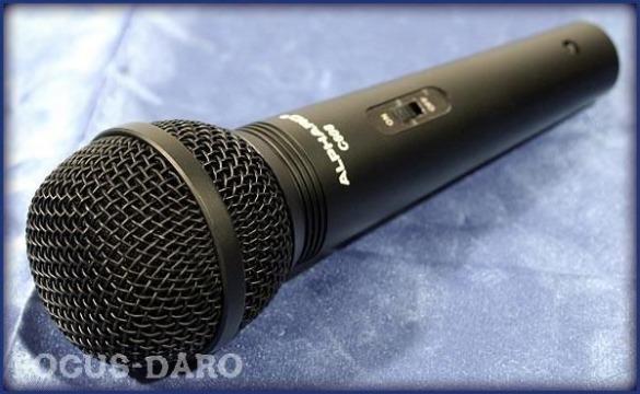 Mikrofon Bezprzewodowy :D