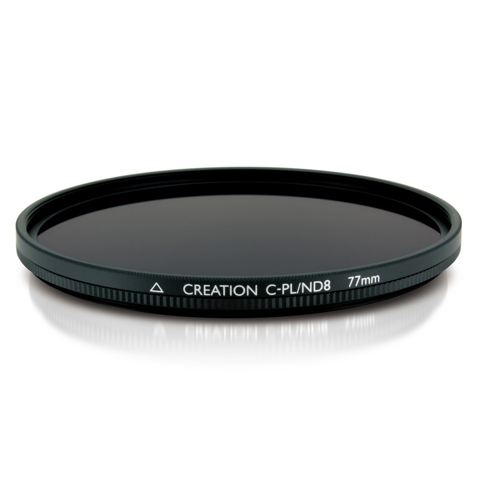 MARUMI Creation Filtr polaryzacyjny ND8 58mm