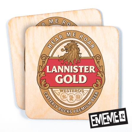Podkładki Lannister