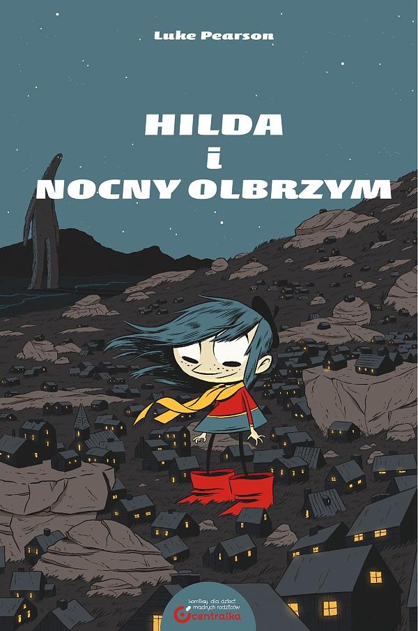 Hilda Folk - 2 - Hilda i Nocny Olbrzym