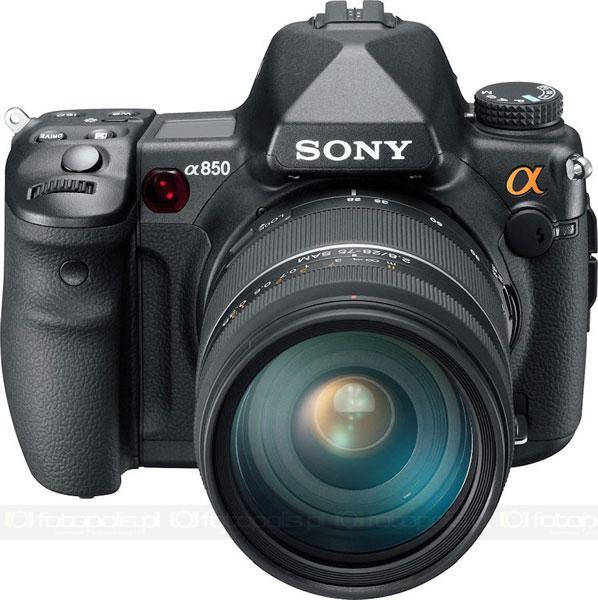 Sony DSLR A850