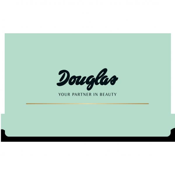 Karta upominkowa Douglas