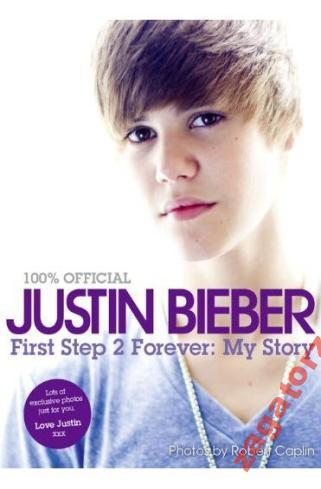 Książka biografia Justin Bieber