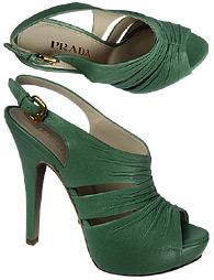 Sandałki Prada BP-135
