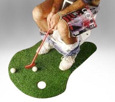 Toaletowy zestaw golfowy
