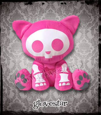Pink kit the cat :))