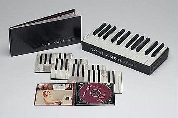 Tori Amos - A Piano - The Collection