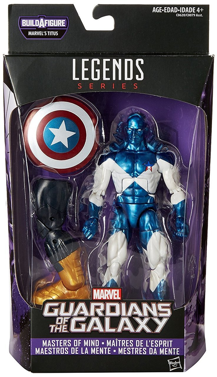 Marvel Guardians of Galaxy Vance Astro