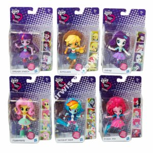 MLP mini lalki Equestria Girls B4903