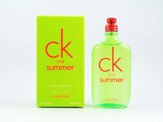 perfumy Calvin Klein 'One Summer 2012'
