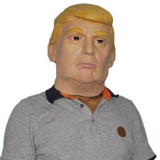 Maska Donalda Trumpa