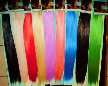 Pasemka do włosów
