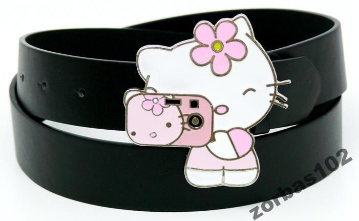 Pasek z Hello Kitty