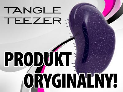 Tangle Teezer z UK szczotka do włosów DISCO PURPLE