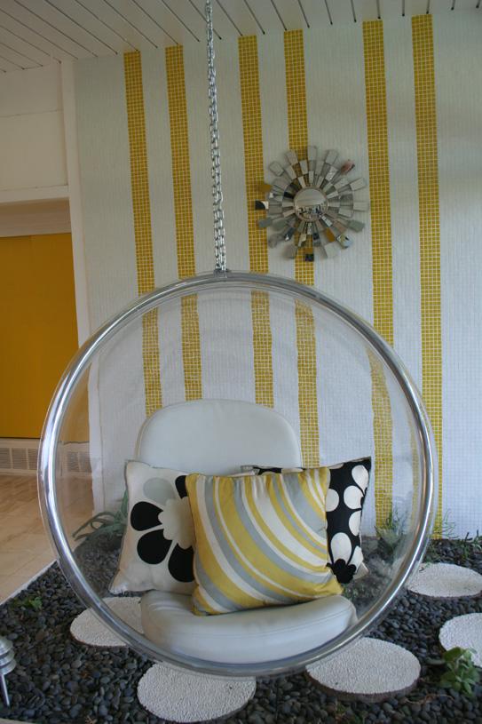 Bubble Chair - Wiszący Fotel :)