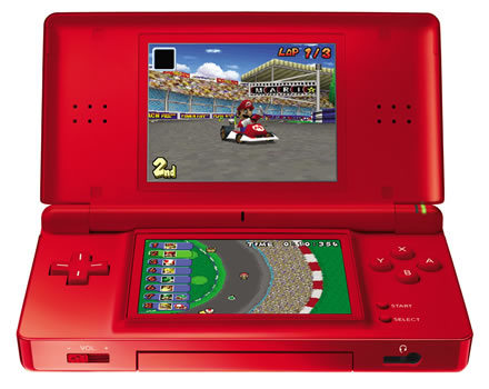 Konsola Nintendo DS