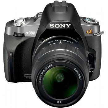 Sony alfa 380