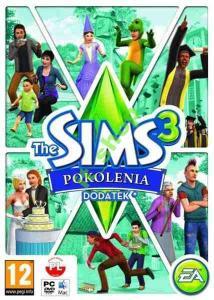 THE SIMS 3 POKOLENIA PC PL PROMOCJA SKLEP FOLIA