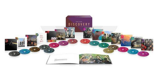 Pink Floyd - The Discovery 14 Studio Album Catalogue [Boxset]
