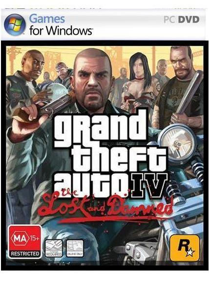 GTA IV: The Lost and Damned (PC)