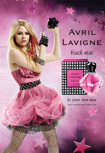 Perfumy Avril Lavigne - ,,Black Star''