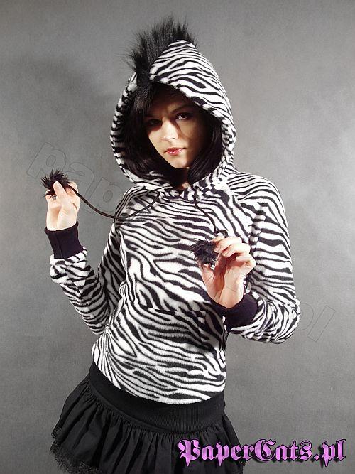 Bluza-Zebra-Kangurka