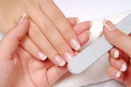 manicure, pedicure ;)