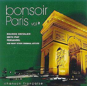Bonsoir Paris vol.2