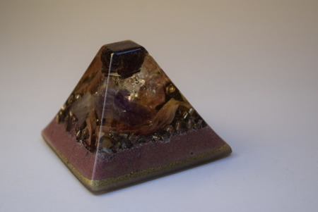 Orgonit - piramida