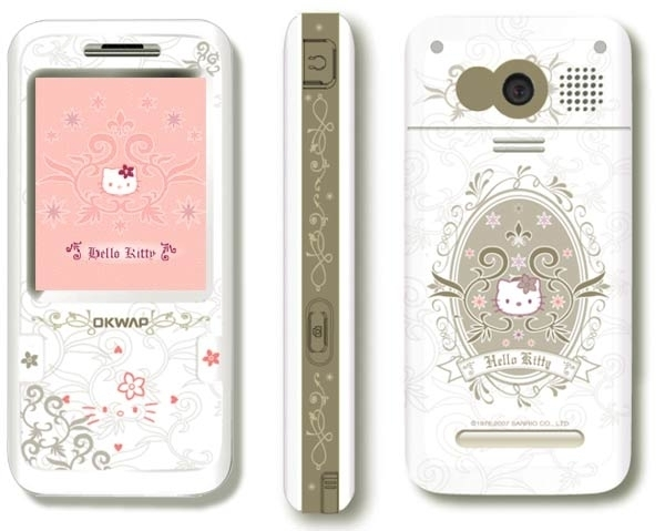 iPhone Hello Kitty!