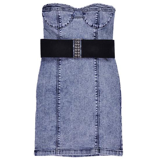 Sukienka Jeans HOUSE
