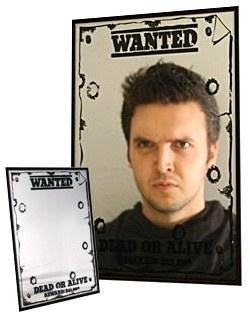 Lustro ,,Wanted''
