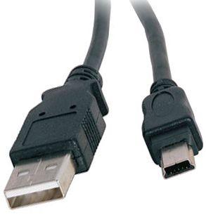 Kabelek USB do cyfrówki (tamtem mi zginął xd)