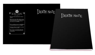 DEATH NOTE zeszyt