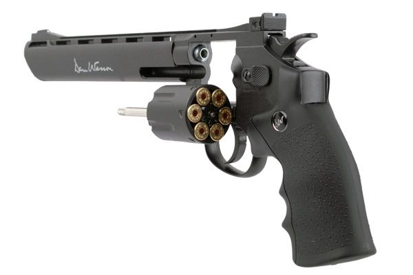 Dan Wesson 8 Revolver Black